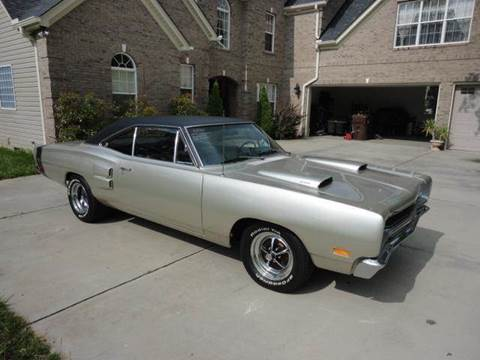 1969 Dodge Coronet for sale at Classic Auto Sales in Maiden NC