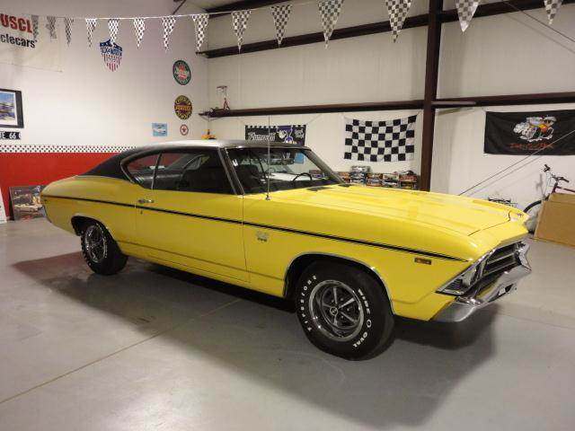 1969 Chevrolet Chevelle for sale at Classic Auto Sales in Maiden NC