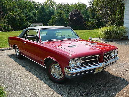 1964 Pontiac GTO for sale at Classic Auto Sales in Maiden NC