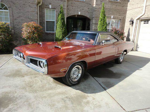 1970 Dodge Super Bee for sale at Classic Auto Sales in Maiden NC