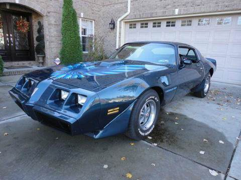1979 Pontiac Trans Am for sale at Classic Auto Sales in Maiden NC