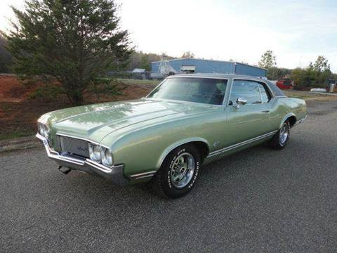 1970 Oldsmobile Cutlass Supreme for sale at Classic Auto Sales in Maiden NC