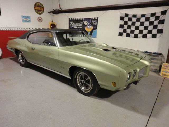 1970 Pontiac GTO for sale at Classic Auto Sales in Maiden NC