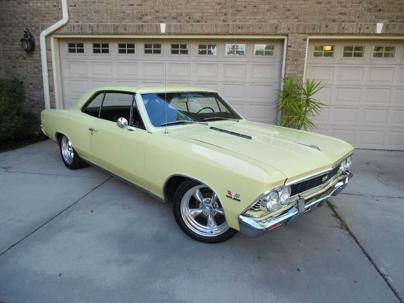 1966 Chevrolet Chevelle for sale at Classic Auto Sales in Maiden NC