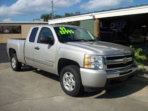 2009 Chevrolet Silverado 1500 for sale in Cullman, AL