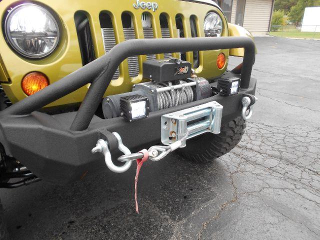 2008 Jeep Wrangler Unlimited SAHARA - Angola IN
