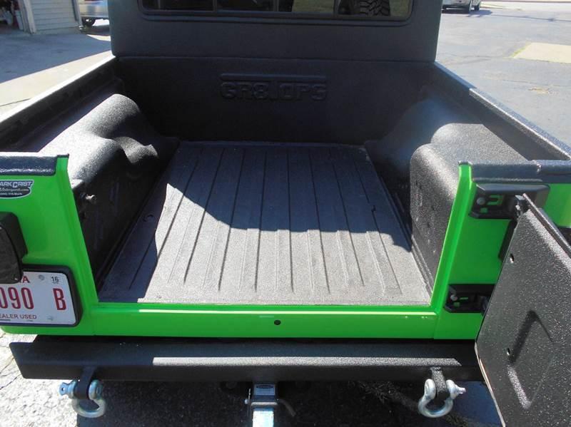 2005 Jeep Wrangler Unlimited Rubicon 4WD 2dr SUV - Angola IN