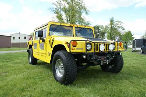 1998 AM General Hummer for sale in Angola, IN