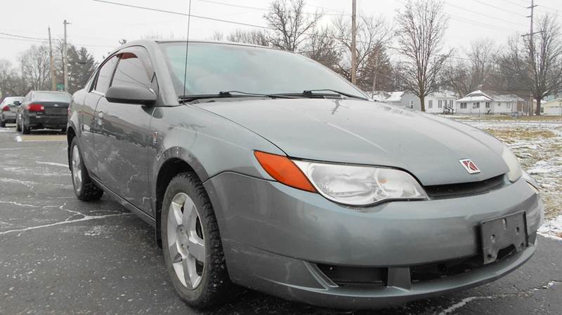 2007 Saturn Ion 2 4dr Coupe 4A - Angola IN