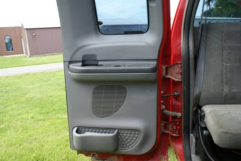 2003 Ford F-350 Super Duty 4dr SuperCab XLT 4WD LB - Angola IN