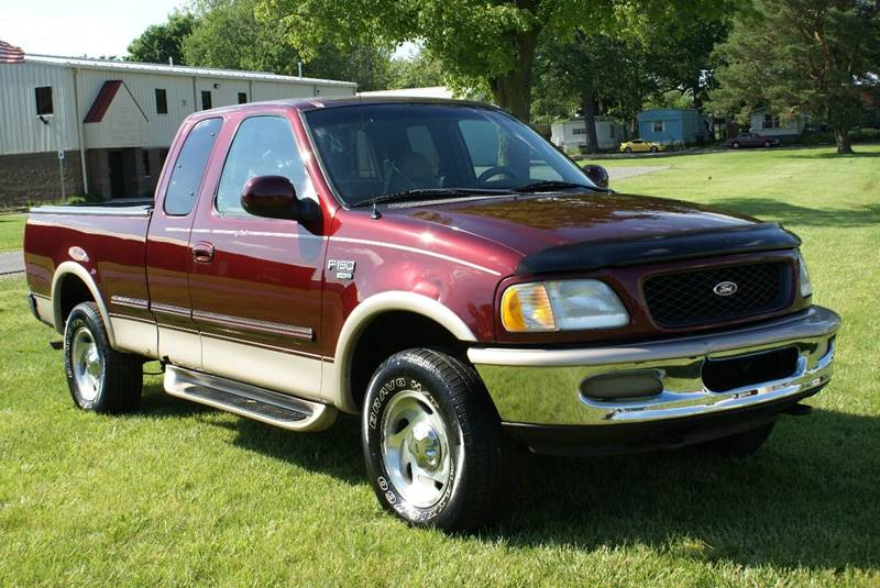 1998 Ford F-150 3dr Lariat 4WD Extended Cab SB - Angola IN
