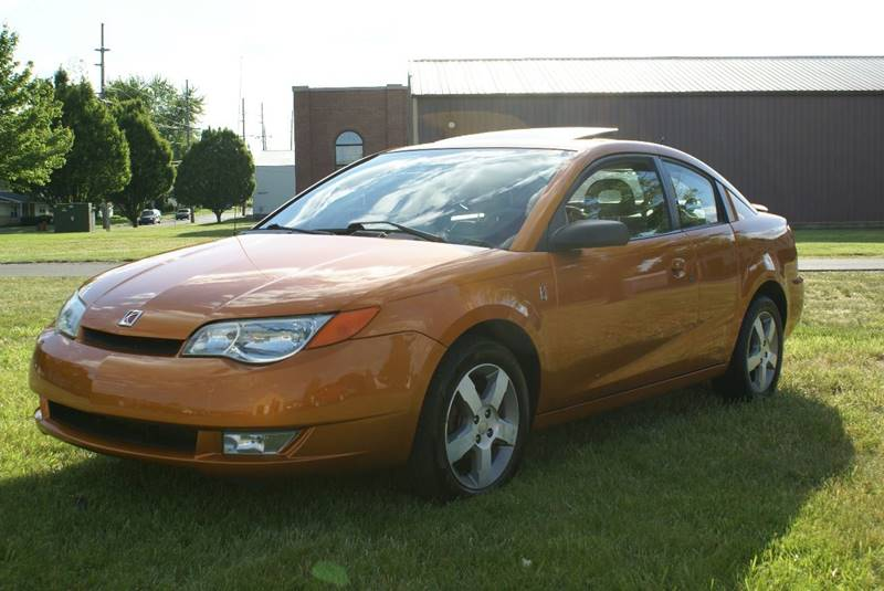 2006 Saturn Ion 3 4dr Coupe w/Automatic - Angola IN