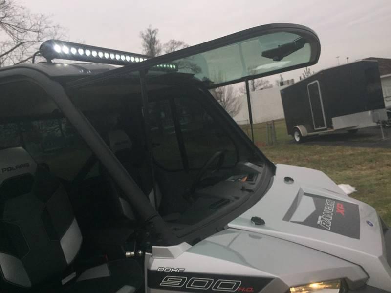 2015 Polaris Ranger XP 900 Silver Vogue ed - Angola IN