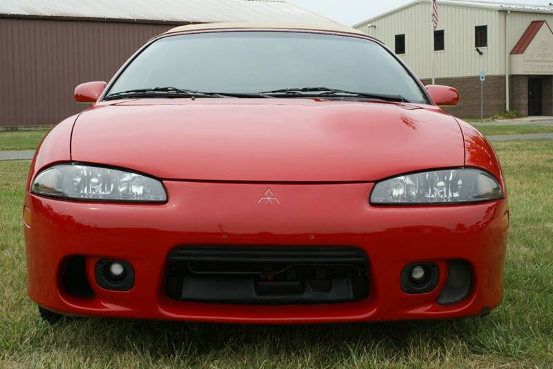 1999 Mitsubishi Eclipse Spyder GS-T Turbo 2dr Convertible - Angola IN