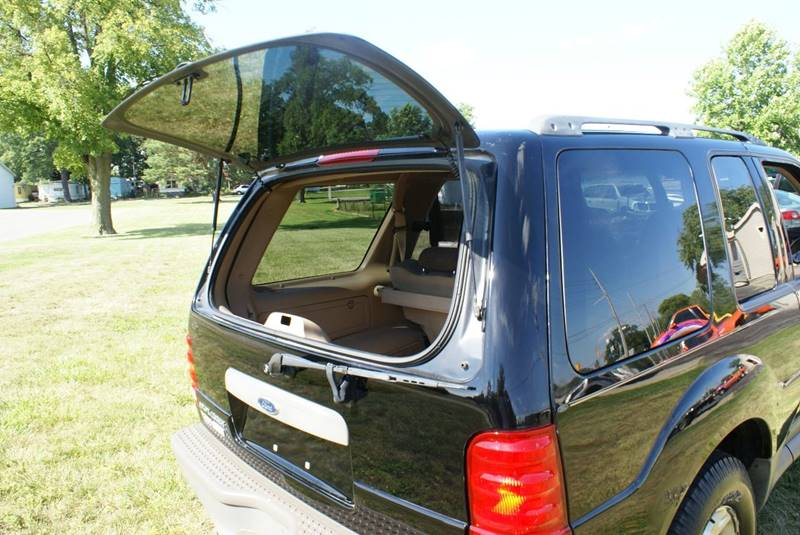 2002 Ford Explorer Sport 4WD 2dr SUV - Angola IN
