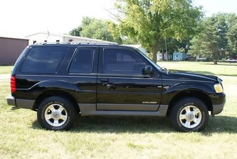 2002 Ford Explorer Sport