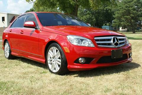 2008 Mercedes-Benz C-Class for sale in Angola, IN