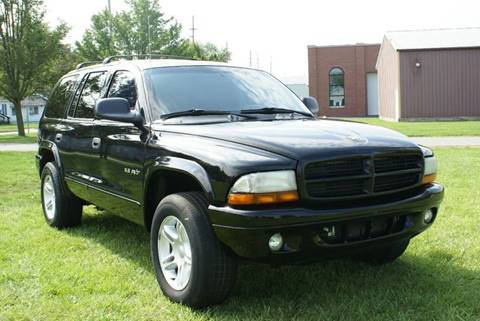 2002 Dodge Durango for sale in Angola, IN