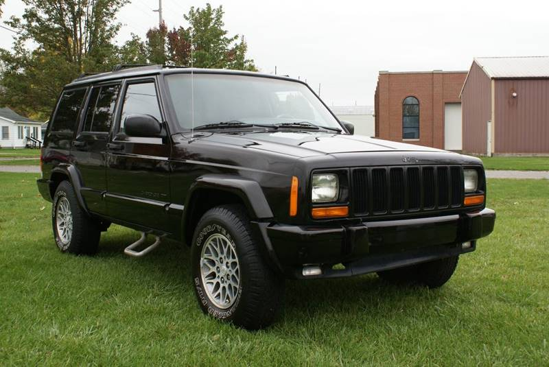 1998 jeep cherokee 4dr limited 4wd suv in angola in mark. Black Bedroom Furniture Sets. Home Design Ideas