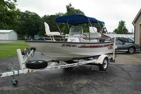1997 Boston Whaler Dauntless 13 for sale in Angola, IN