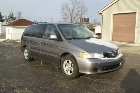 1999 Honda Odyssey for sale in Angola, IN