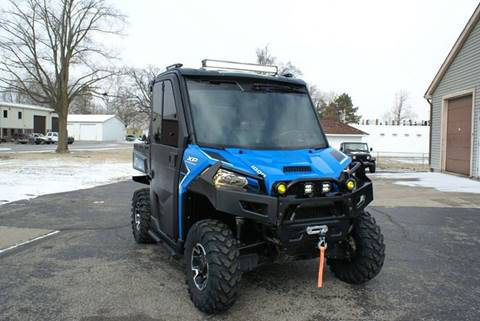 2017 Polaris Ranger 1000XP Northstar for sale in Angola, IN