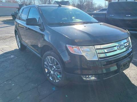 2008 Ford Edge Limited for sale at MARK CRIST MOTORSPORTS in Angola IN