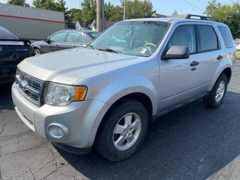 2012 Ford Escape for sale at MARK CRIST MOTORSPORTS in Angola IN