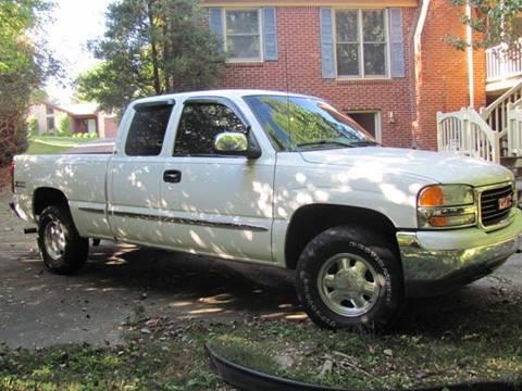 2000 GMC Sierra 1500 for sale in Richmond, KY