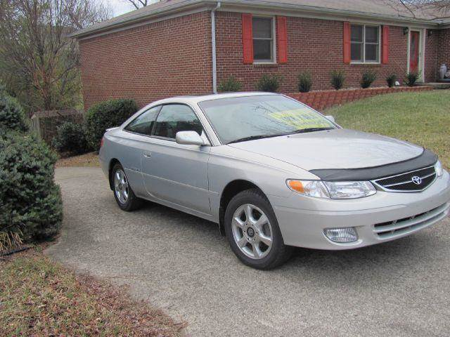 2001 Toyota Camry Solara For Sale At Kentuckyu0027s Best Used Cars In Richmond  KY