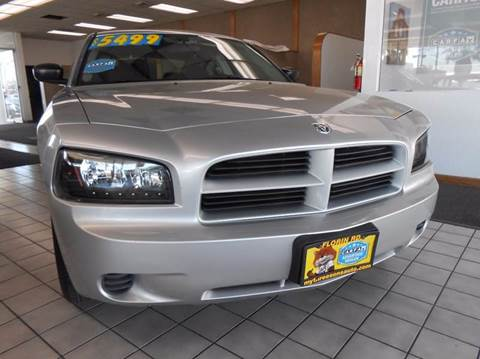 2006 Dodge Charger for sale at My Three Sons Auto Sales in Sacramento CA