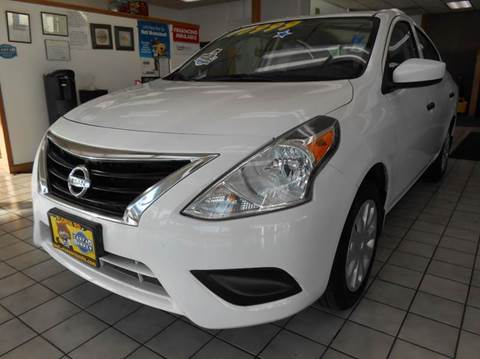2016 Nissan Versa for sale at My Three Sons Auto Sales in Sacramento CA
