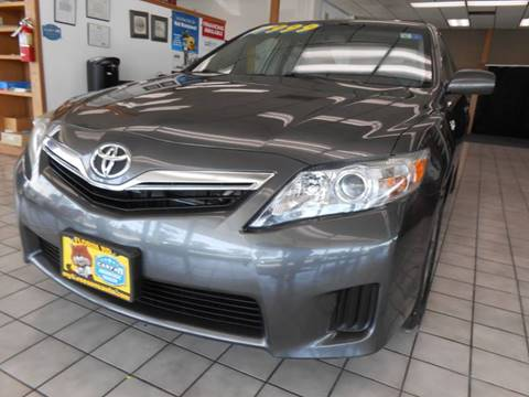 2010 Toyota Camry Hybrid for sale at My Three Sons Auto Sales in Sacramento CA
