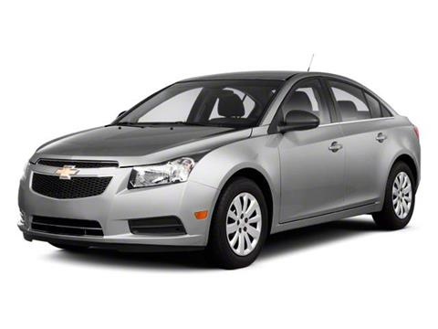 2012 Chevrolet Cruze for sale in Brookhaven, MS