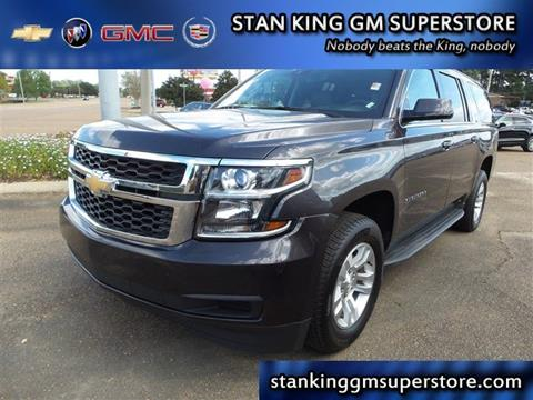 2017 Chevrolet Suburban for sale in Brookhaven, MS