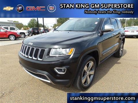 2014 Jeep Grand Cherokee for sale in Brookhaven, MS