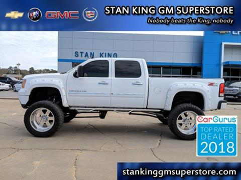 2013 GMC Sierra 2500HD for sale in Brookhaven, MS