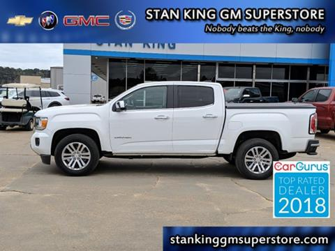 2016 GMC Canyon for sale in Brookhaven, MS