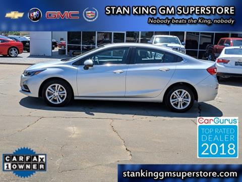2018 Chevrolet Cruze for sale in Brookhaven, MS