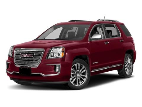2017 GMC Terrain for sale in Brookhaven, MS