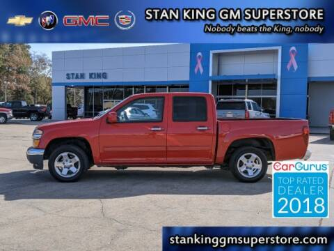 2012 GMC Canyon for sale in Brookhaven, MS