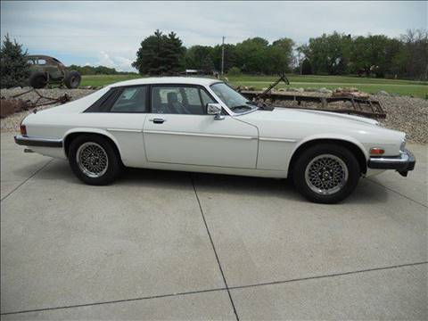 1990 Jaguar XJ-Series for sale at OLSON AUTO EXCHANGE LLC in Stoughton WI