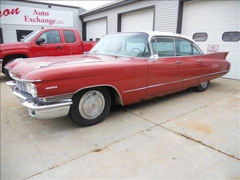 1960 Cadillac Series 62 for sale in Stoughton, WI