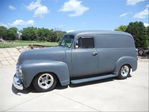 1953 Chevrolet Panel Delivery for sale in Stoughton, WI