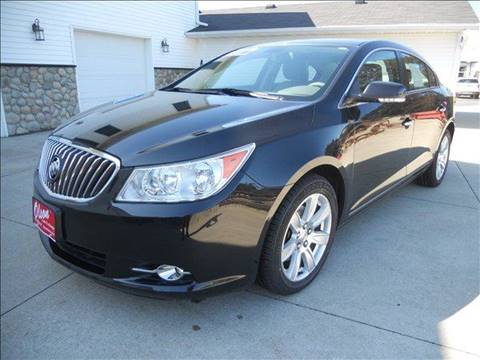 2013 Buick LaCrosse for sale in Stoughton, WI