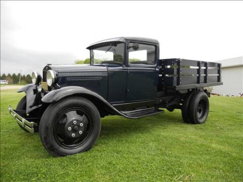 1930 Ford AA for sale at OLSON AUTO EXCHANGE LLC in Stoughton WI