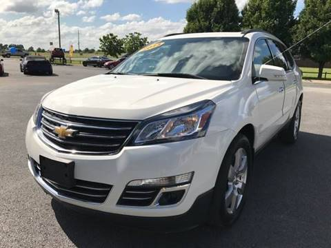 2013 Chevrolet Traverse for sale in Lowell, AR