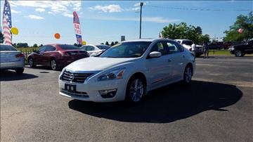 2015 Nissan Altima for sale in Lowell, AR