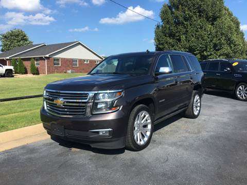 2015 Chevrolet Tahoe for sale in Lowell, AR