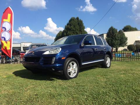 2008 Porsche Cayenne for sale in Lowell, AR